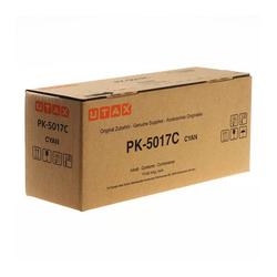 UTAX - Utax PK-5017 Mavi Orjinal Toner