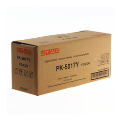 UTAX - Utax PK-5017 Sarı Orjinal Toner