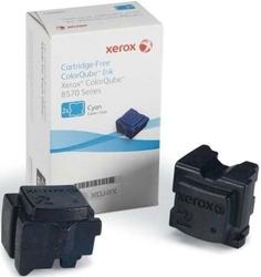 XEROX - Xerox ColorQube 8570-108R00936 Mavi Orjinal Katı Mürekkep 2Li