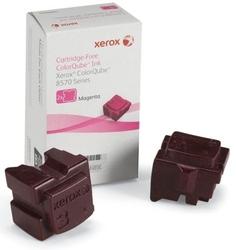 XEROX - Xerox ColorQube 8570-108R00937 Kırmızı Orjinal Katı Mürekkep 2Li