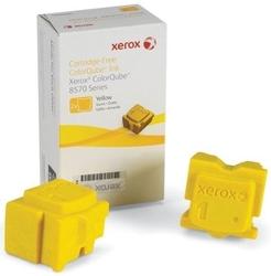 XEROX - Xerox ColorQube 8570-108R00938 Sarı Orjinal Katı Mürekkep 2Li