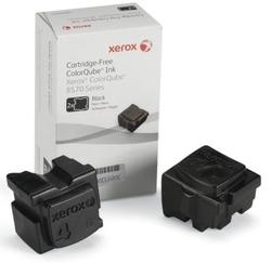 XEROX - Xerox ColorQube 8570-108R00939 Siyah Orjinal Katı Mürekkep 2Li
