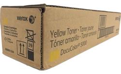 Xerox - Xerox DocuColor 5000-006R01254 Sarı Orjinal Toner