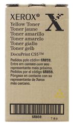Xerox - Xerox Docuprint C55-006R00859 Sarı Orjinal Fotokopi Toner
