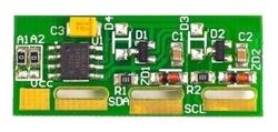 XEROX - Xerox Phaser 6100-106R00682 Sarı Toner Chip Yüksek Kapasiteli