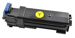 XEROX - Xerox Phaser 6125-106R01337 Sarı Muadil Toner
