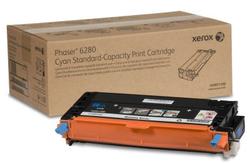 XEROX - Xerox Phaser 6280-106R01388 Mavi Orjinal Toner