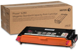 XEROX - Xerox Phaser 6280-106R01389 Kırmızı Orjinal Toner