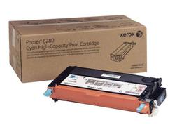 XEROX - Xerox Phaser 6280-106R01400 Mavi Orjinal Toner Yüksek Kapasiteli