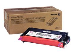XEROX - Xerox Phaser 6280-106R01401 Kırmızı Orjinal Toner Yüksek Kapasiteli