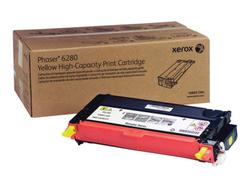 XEROX - Xerox Phaser 6280-106R01402 Sarı Orjinal Toner Yüksek Kapasiteli