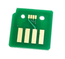 XEROX - Xerox Phaser 7100-106R02606 Mavi Toner Chip