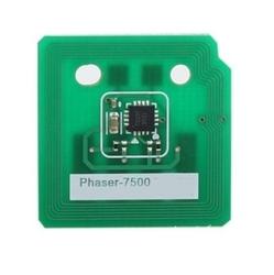 XEROX - Xerox Phaser 7500-106R01445 Sarı Toner Chip