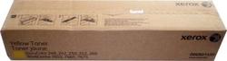 Xerox - Xerox WorkCentre 7755-006R01450 Sarı Orjinal Fotokopi Toner